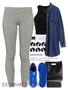 • Rant in Description • by idcmyaa on Polyvore featuring T By Alexander Wang, Chicnova Fashion, TNA, adidas, 3.1 Phillip Lim, ASOS, Sterling Essentials, Black Apple and NARS Cosmetics