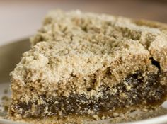 Chocolate Shoo-fly Pie