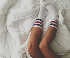 comfy and cozy- Lazy Weekend Mornings:) Macys Bar Iii, American Apparel, Winter Girl, Outfits Mujer, Sporty Outfits, Mein Style, Cute Socks, Comfy Socks, Awesome Socks