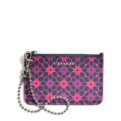 The Waverly Id Skinny In Signature Print Coated Canvas from Coach 3be843b8039de