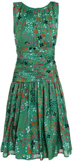 Issa London Print Dress. Available at Berlin's for Women. 843-723-5591