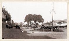 Breda, Stationsplein.