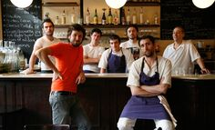 Parisian neo-bistros #2. The French capital's gastronomy is in excellent health, thanks to the creativity of its young chefs