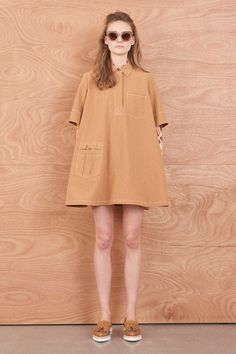 Karen Walker // Garden People // Gardener's Dress