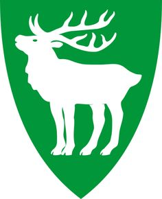 Coat of arms of the Norwegian municipality of Hjartdal, Telemark
