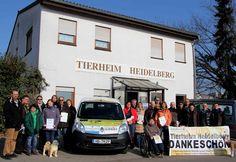 Tierschutzverein Heidelberg: Tierheim-Mobil
