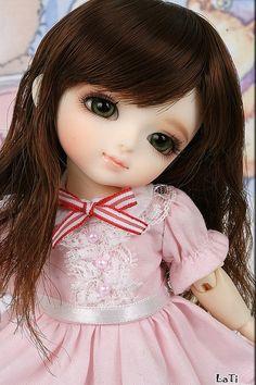 Lati Yellow <3 I love lati doll!