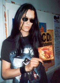 Jyrki (the 69 eyes)
