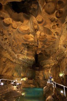 Cascade Caverns- Boerne, Texas