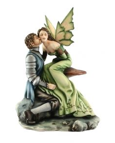 Dragon and Fairy Wedding Cakes | ... -Once-Loved-a-Turtle-Fairy-Wedding-Cake-Topper-Limited-Edition---.jpg