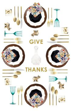 We hope everyone is ready for #turkey day tomorrow and your tables are ready to #decorate!