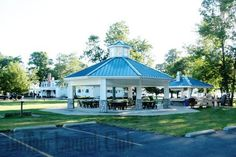 The Pavilion at the Buffalo Launch Club has space for activities, dining, and cooking for you and your guests! Pavilion, Gazebo, Outdoor Structures, Dining, Gallery, Buffalo, Club, Activities, Space
