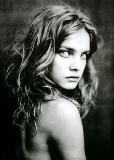 Paolo Roversi photographie noir et blanc Natalia Vodianova