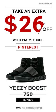 b7caa0b5fbf How to get The best Adidas Yeezy Boost 750 Triple Black shoes online
