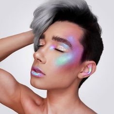 A 17 years old boy becomes covergirl's first coverboy