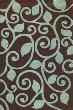 Blue 44023 Brown And Area Bold Rugs. Pinterest The World S Catalog U2026