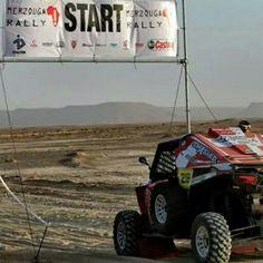 Start SSV Merzouga Rally