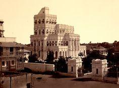 Nazarbaug Palace, Vadodara, Gujarat