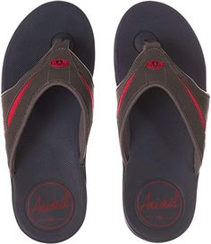 db1230b85f3 Unisex Ooriginal - Post Run Sports Recovery Thong Sandal - Navy ...