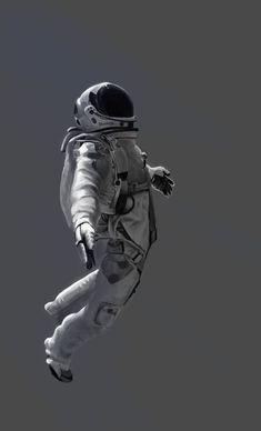Astronaut by bransa on DeviantArt Astronaut Wallpaper, Space Artwork, Aesthetic Space, Astronauts In Space, Iphone Wallpapers, Inspirational Wallpapers, Galaxy Wallpaper, Sci Fi Art, Love Art