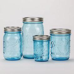 Ball Mason Elite Blue 4er Set Shabby Jars Https://www.amazon.