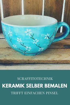 Gsestalte deine Keramik nach deinen Vorstellungen Painted Ceramics, Ceramic Painting, Serving Bowls, Tableware, Fiction, Painted Pottery, Dinnerware, Tablewares, Dishes