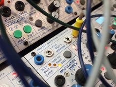 Celebrating the Buchla synth and modular love.