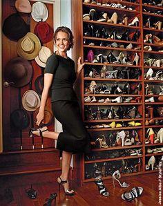NewYorkDress Blog // Spring Shoe Spotlight // Click through to see some fabulous footwear! // #JessicaAlba