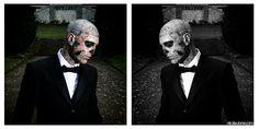 Zombie Boy in Zürich, Switzerland.  Photo for Blick Newspaper [2012]  ph: nicolas zonvi