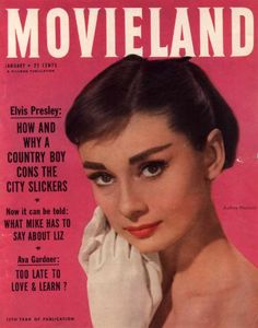 Old magazine cover