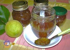 Marmellata di limoni biologici