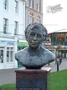 Torquay, Agatha Christie Memorial 2005