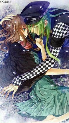 Ukyo & Heroine - Amnesia
