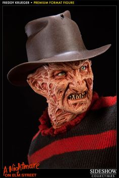 perfect Freddy Krueger statue