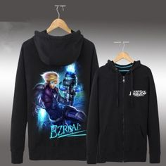 Super mens hoodies preto League of Legends impressão design Jax Horse Sweatshirts, Sweatshirts Online, Hoodies, Grey Sweatshirt, Crew Neck Sweatshirt, Graphic Sweatshirt, League Of Legends, Blue Grey, Brazil