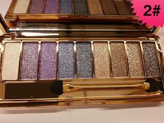 9 Colors Diamond Bright Colorful Eye Shadow Eyeshadow BPC-419748