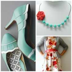 Enamor Events: Mint + Red