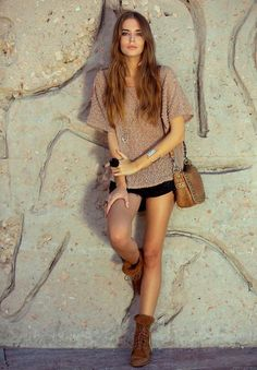 Street style - Clara Alonso