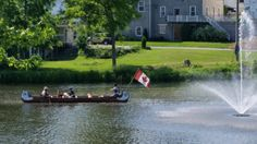 Riverfront Festival Boating, Sailing, Golf Courses, Home, Candle, Ships, Ad Home, Homes, Haus