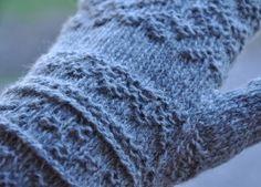 Knit Mittens, Mitten Gloves, Knitted Hats, Twine, Winter Hats, Knitting, Patterns, Fashion, Fingerless Gloves