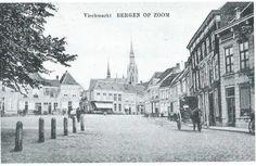 De Vismarkt omstreeks 1910