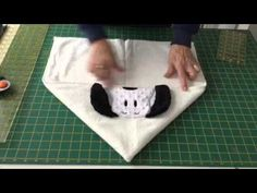 How to Make a Hooded Towel - YouTube                                                                                                                                                                                 More