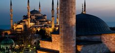 Istanbul, Turkey - on the top of my dream destination list.. the ancient constinople  credit - lonelyplanet.com