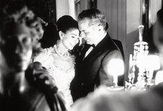 Margot Fonteyn with her husband Roberto Arias