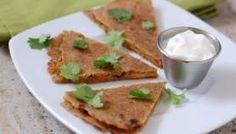 Recipe: Vegetable Quesadillas on Whole-Wheat Tortillas