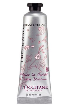 L'Occitane 'Cherry Blossom' Hand Cream available at #Nordstrom