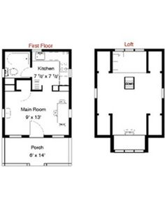 Plan 44089TD: Modern Zero Lotline House Plan   Smallest house and House