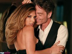 WOW, this is the new Richard Marx video for #BeautifulGoodbye written & performed by Richard Marx & Daisy Fuentes ...sexy,steamy & beautiful :)