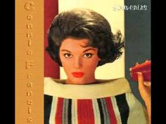 """Fell in love with this song from the charming romance/comedy """"Boy Meets Girl"""" starring Sean Astin. """"Al di La"""" performed by Connie Francis. 60s Music, Music Songs, Music Videos, Easy Listening Music, Sound Of Music, Rock N Roll Music, Rock And Roll, Connie Francis, Boy Meets Girl"""