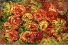 Ramo de Rosas Renoir